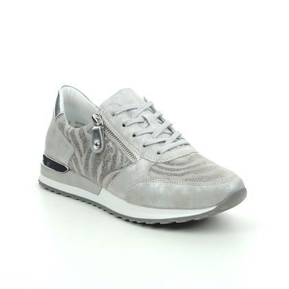 Remonte Trainers - Silver Leather - R2504-43 VAPOZIP