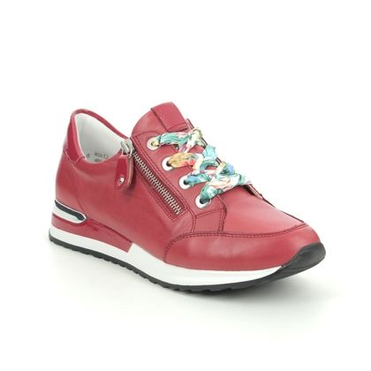 Remonte Trainers - Red leather - R2528-33 VAPOZIP