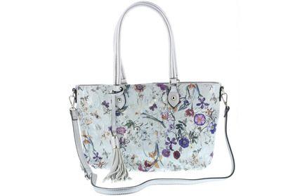 Remonte Handbags - Floral print - Q0339-90 ZIGZIP FLOR BAG