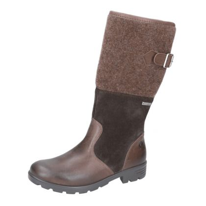 Ricosta Girls Boots - Brown leather - 72271/282 ROXANNE TEX
