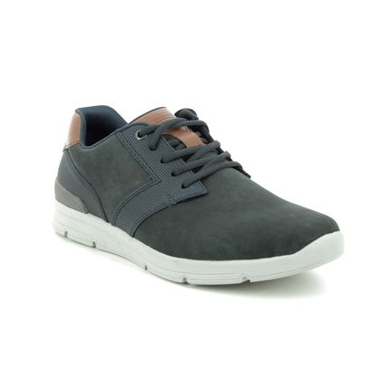 Rieker Trainers - Navy - 16408-14 DELSONI