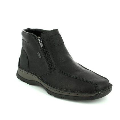 Rieker Boots - Black - 32363-00 ANTWIN