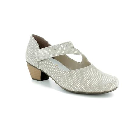 Rieker Court Shoes - Light taupe - 41793-42 SARMILL