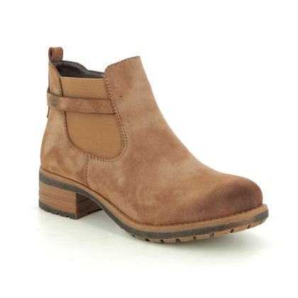 Rieker Fashion Ankle Boots - Brown - 96864-24 NEWTON