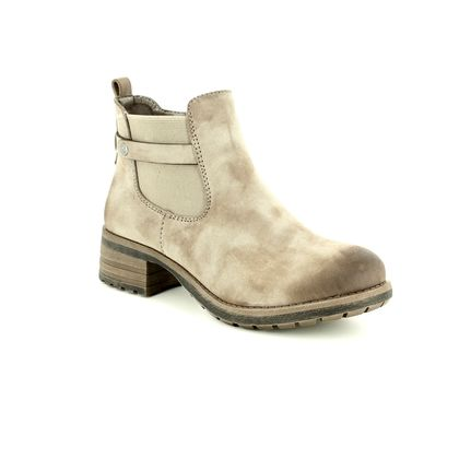 Rieker Fashion Ankle Boots - Taupe - 96864-64 NEWTON