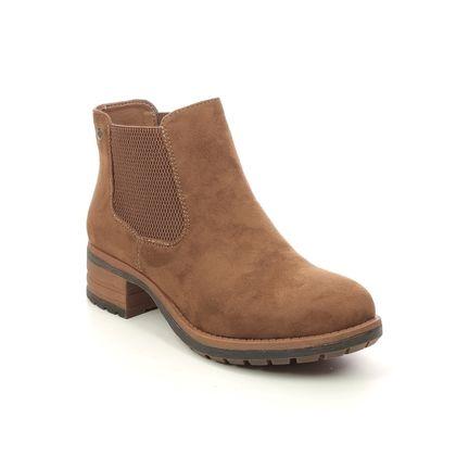 Rieker Chelsea Boots - Brown - 96884-24 NEWT