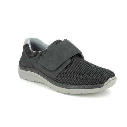 Rieker Trainers - Black - B8968-01 GURNISH