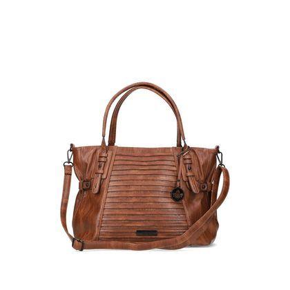 Rieker Handbags - Tan - H1083-22 GRAB STRIPS