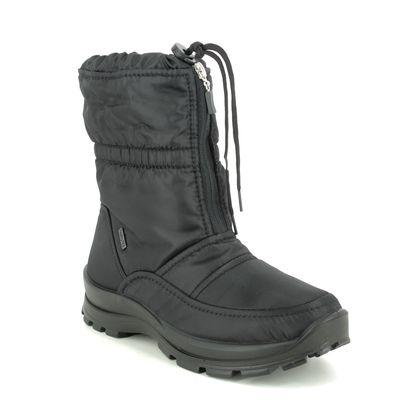 Romika Ankle Boots - Black - 18818/76 100 GRENOBLE ALASKA