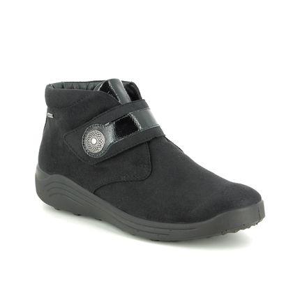 Romika Ankle Boots - Black - 50307/109100 MADERA 07 TEX