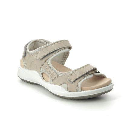 Romika Walking Sandals - Taupe nubuck - 14301/21250 SUMATRA 01