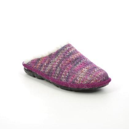 Romika Westland Slippers - Pink - 28108/437571 LILLE  MIKADO