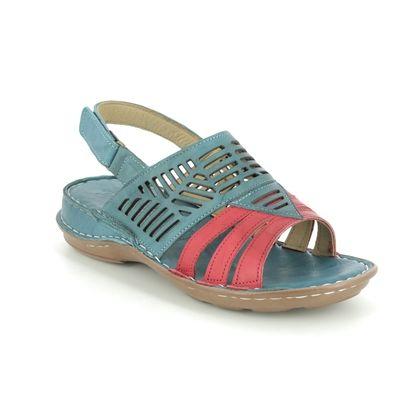 Roselli Comfortable Sandals - Blue - 2020/03 GRACE
