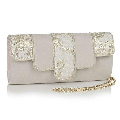 Ruby Shoo Occasion Handbags - Gold Metallic - 50174/26 CANBERRA PRISCILLA