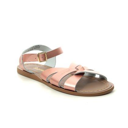 Salt Water Flat Sandals - Rose gold - 80027 ORIGINAL