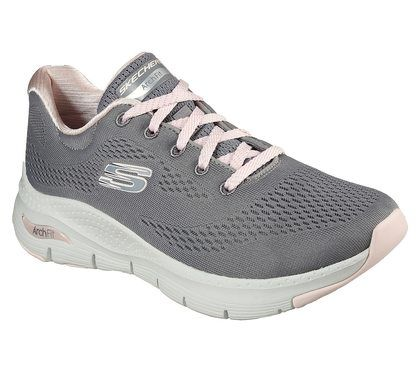 Skechers Trainers - Grey Pink - 149057 APPEAL ARCH FIT