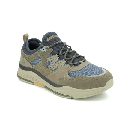 Skechers Casual Shoes - Taupe - 210022 BENAGO FLINTON