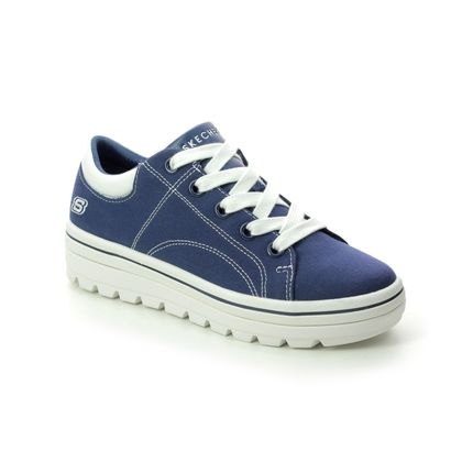 Skechers Trainers - Navy - 74100 BRING IT BACK