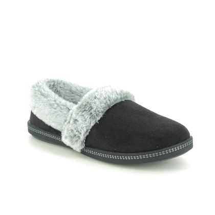 Skechers Slippers & Mules - Black - 32777 COZY CAMPFIRE