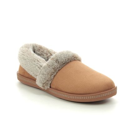Skechers Slippers & Mules - CHESTNUT - 32777 COZY CAMPFIRE