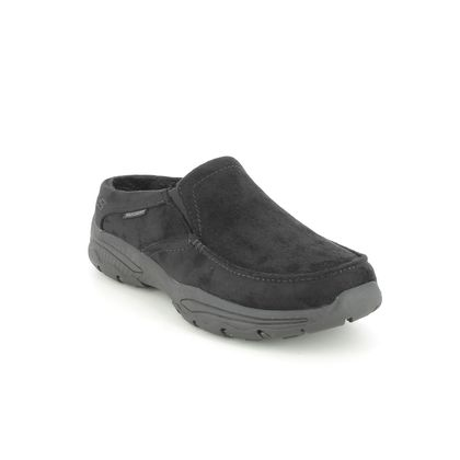 Skechers Slippers & Mules - Black - 204402 CRESTON MOC RELAXED