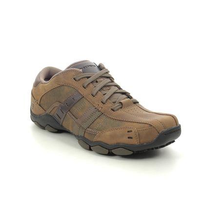 Skechers Casual Shoes - Brown - 62607 DIAMETER VASSELL