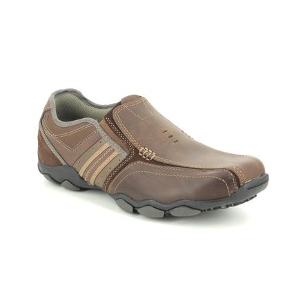 Skechers Casual Shoes - Brown - DIAMETER ZINROY 64275