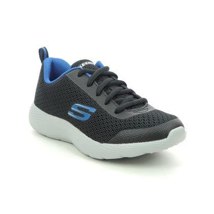 Skechers Boys Trainers - Black - 98121L DYNA LITE SPEED