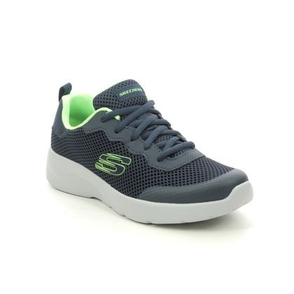 Skechers Boys Trainers - Navy - 97785L DYNAMIGHT 2.0