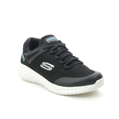 Skechers Boys Trainers - Black - 97893L ELITE FLEX JNR