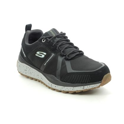 Skechers Trainers - Black - 237025 EQUAL TRAIL TEX RELAXED