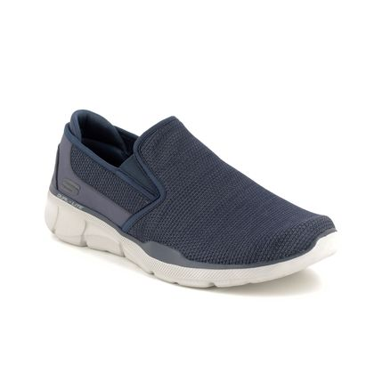 Skechers Trainers - Navy - 52937 EQUALIZER 3.0 RELAXED FIT