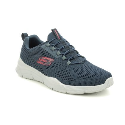 Skechers Trainers - Navy - 232026 EQUALIZER 4.0 RELAXED FIT