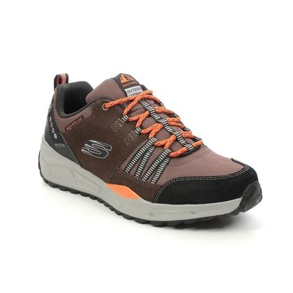 Skechers Trainers - Brown - 237023 EQUALIZER TRAIL RELAXED FIT