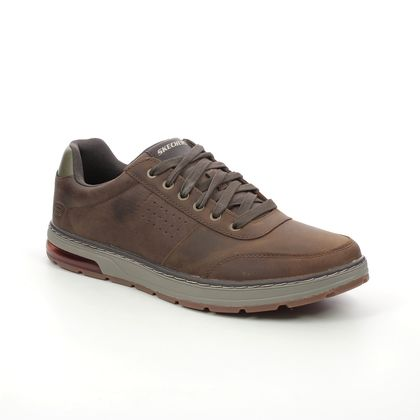 Skechers Casual Shoes - Brown - 210142 EVENSTON FANTO