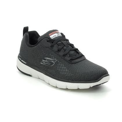 Skechers Trainers - Black - 232059 FLEX ADVANT 3.0