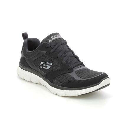 Skechers Trainers - Black-white - 149305 FLEX APPEAL 4.0