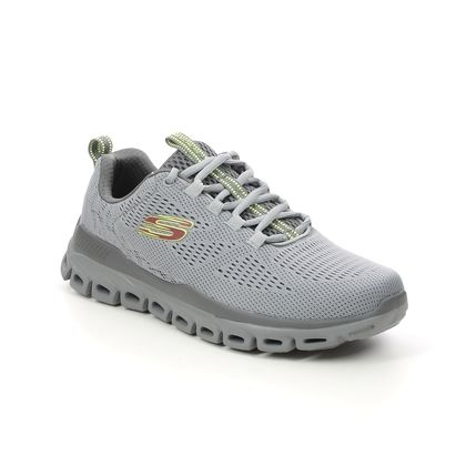 Skechers Trainers - Grey - 232136 GLIDE STEP FAST