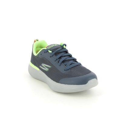 Skechers Boys Trainers - Navy - 405100L GO RUN 400 LACE