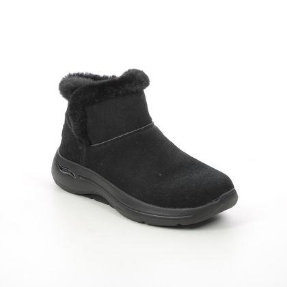 Skechers Ankle Boots - Black - 144400 GO WALK CHUGGA