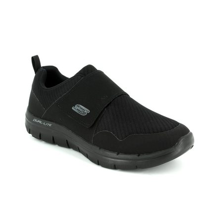Skechers Trainers - Black - 52183 GURN