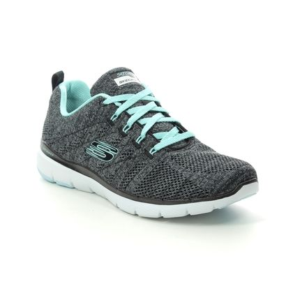 Skechers Trainers - Black - 13077 HIGH TIDES FLE