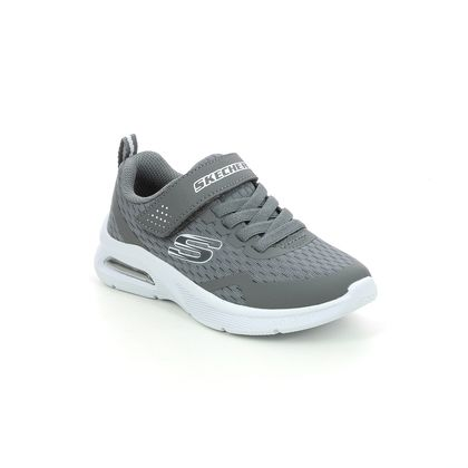 Skechers Boys Trainers - Charcoal - 403775L MICROSPEC MAX