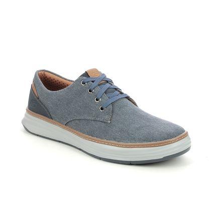 Skechers Casual Shoes - Navy - 65981 MORENO EDERSON