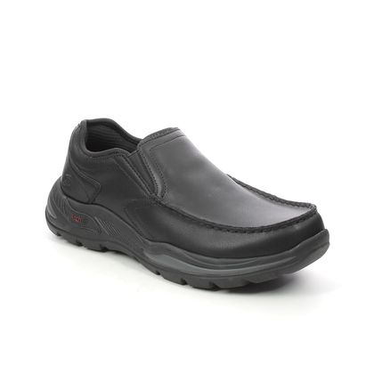 Skechers Slip-on Shoes - Black - 204184 MOTLEY ARCH FIT