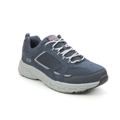 Skechers Trainers - Navy - 237285 OAK CANYON 518 RELAXED FIT