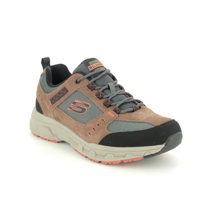 Skechers Trainers - Brown - 51893 OAK CANYON RELAXED FIT