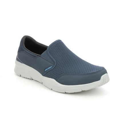 Skechers Trainers - Navy - 232017 PERSISTING RELAXED FIT
