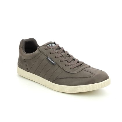 Skechers Casual Shoes - Chocolate brown - 210207 PLACER BREACHER