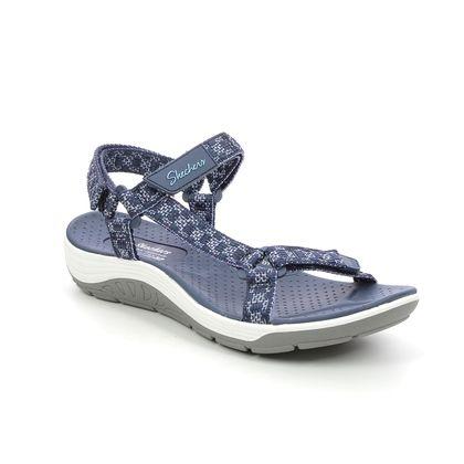 Skechers Walking Sandals - Navy - 163123 REGGAE CUP